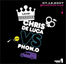 Chris de Luca & Phono